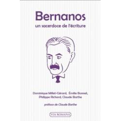 Bernanos, un sacerdoce de l'écriture - collectif