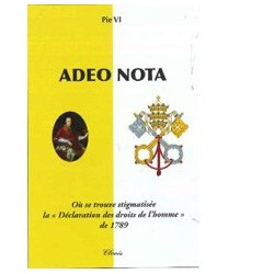 Adeo Nota - Pie VI