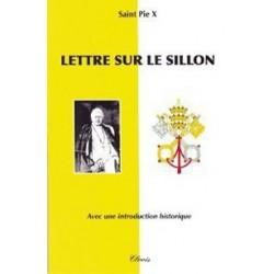 Lettre sur le sillon - Saint Pie X