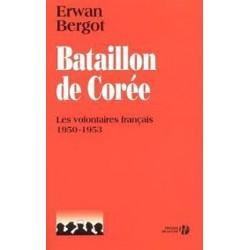 Bataillon de Corée - Erwan Bergot