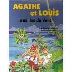 Agathe et Louis, aux îles du Vent - Emmanuelle Deleplanque