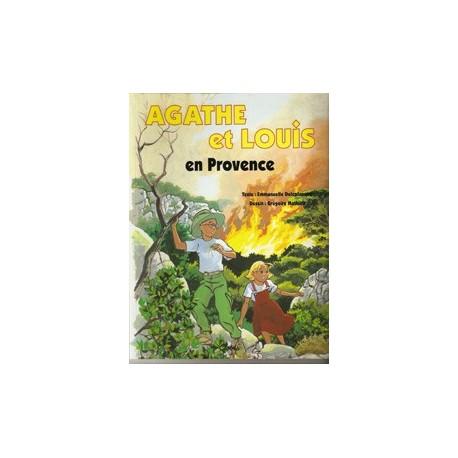 Agathe et Louis, en Provence - Emmanuelle Deleplanque