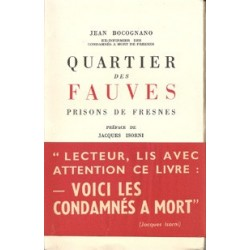 Quartier des fauves - Jean Bocognano