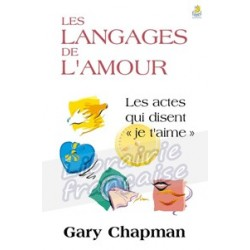 Les langages de l'amour - Gary Chapman