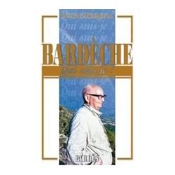 Bardèche - Francis Bergeron