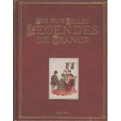 Les plus belles légendes de France - Omnibus
