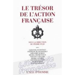 Le trésor de l'Action française - Collectif
