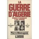 MONTAGNON Pierre - La guerre d'Algérie