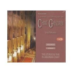 CD: L'année liturgique en Chant Grégorien - Volume 8