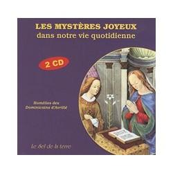 CD: Les mystères joyeux dans notre vie quotidienne