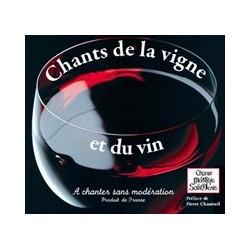 Choeur Montjoie St Denis - Chants de la vigne et du vin