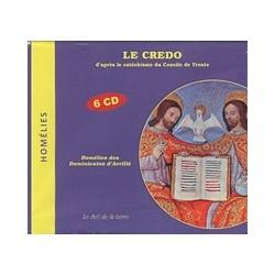 CD: Le Credo - Homélies des Dominicains d'Avrillé