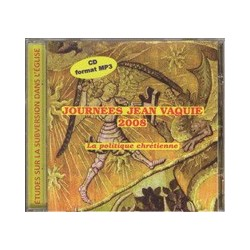 CD: Journées Jean Vaquié 2008