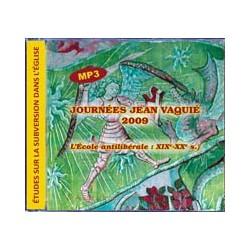 CD: Journée Jean Vaquié 2009