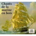 CD: Choeur Montjoie St Denis - Chants de la marine en bois