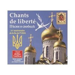CD: Choeur Montjoie Saint Denis - Chants de liberté