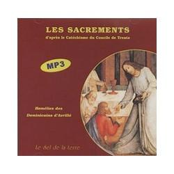 CD: Les Sacrements