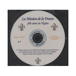 CD: La Mission de la France, fille aînée de l'Eglise