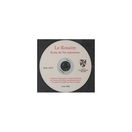CD: Le Rosaire, école de vie intérieure