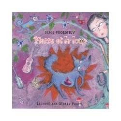 CD: Pierre et le Loup - Serge Prokofiev par Gérard Philipe