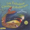 CD: Les fabuleux contes d'Andersen par Brigitte Fossey volume bleu