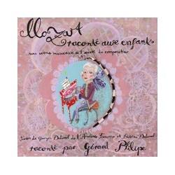 CD: Mozart raconté aux enfants