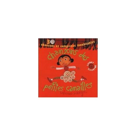 CD: Chansons des petites canailles