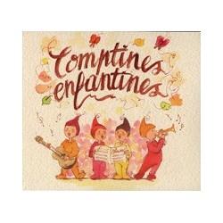 CD: Comptines enfantines - La Joyeuse Garde