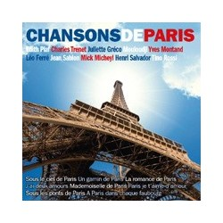 CD: Chansons de Paris (promosound)