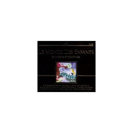 CD: Le mondes des enfants