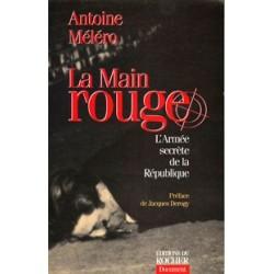 MELERO Antoine - La Main Rouge