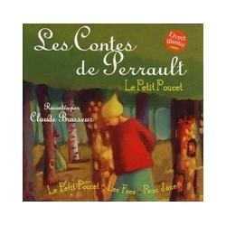CD: Les Contes de Perrault - Le Petit Poucet