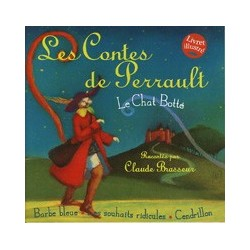 CD: Les Contes de Perrault - Le Chat Botté