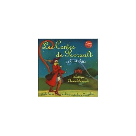 CD: Les Contes de Perrault - Le Chat Botté