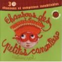 CD: Chansons des petites canailles - volume vert