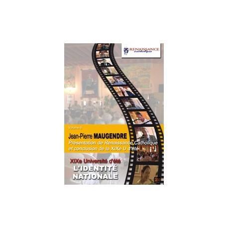 DVD Renaissance Catholique - XIXe Université d'été