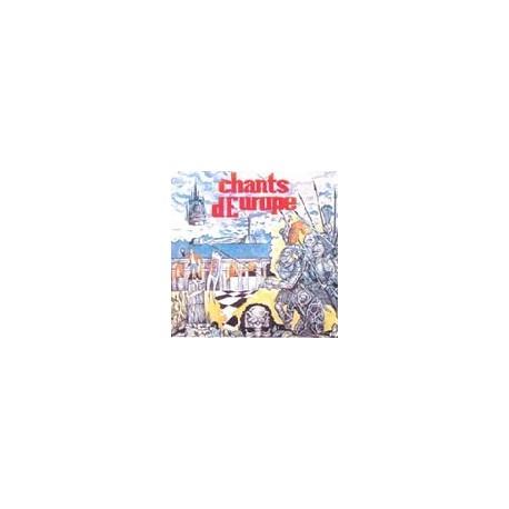 Choeur Montjoie - St Denis - Chants d'Europe (1
