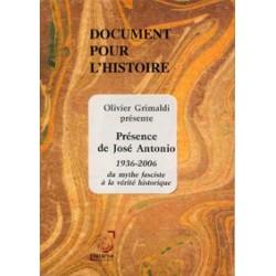 Présence de José Antonio - Olivier Grimaldi