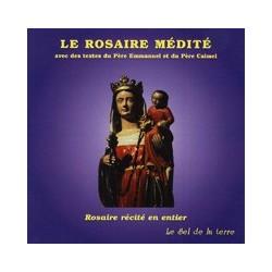 CD : Le Rosaire médité