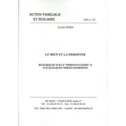 Le Bien et la Personne - Louis Millet