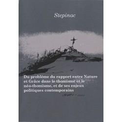 Du problème du rapport entre Nature et Grâce(...) - Stepinac