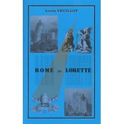 Rome et Lorette - Louis Veuillot