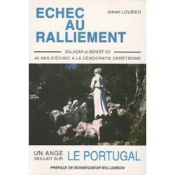 Echec au ralliement - Adrien Loubier