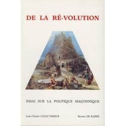 De la Ré-volution - Jean-Claude Lozac'hmeur