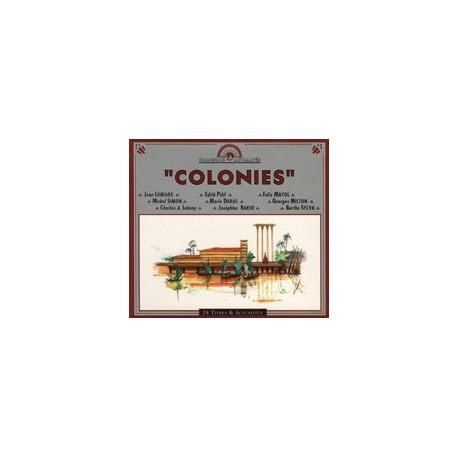 """CD : """"Colonies"""""""