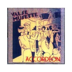 CD : Accordéon - Valse musette