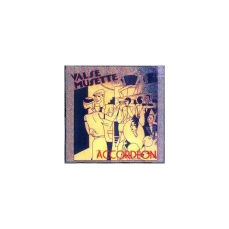 CD : Accordéon - Valse musette