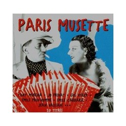 CD : Paris musette