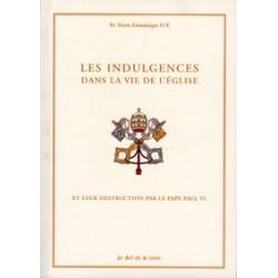 Les indulgences dans la vie de l'Eglise - Fr. Marie-Dominique O.P.