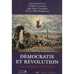 Démocratie et révolution - collectif